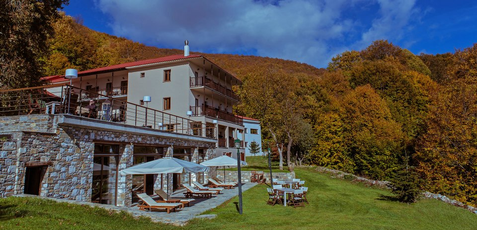 MANTHOS RESORT & SPA